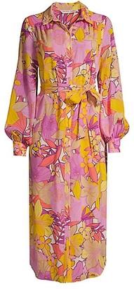 Trina Turk Sunkissed Printed Dress