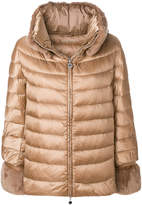 Hetregó hooded oversized padded jacket