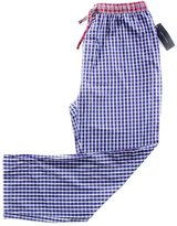 Tommy Hilfiger Men's Royal Plaid Woven Lounge Pants