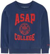 Little Eleven Paris Embroidered sweatshirt