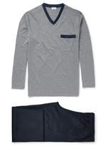 Zimmerli - Cotton-jersey Pyjama Set