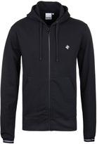 Money Navy Diamond Zip Hooded Sweatshirt