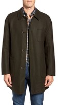 Billy Reid Reversible Wool Blend Coat