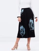 Sportscraft Signature Mendez Pleat Skirt