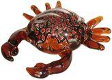 Dale Tiffany Dale TiffanyTM Crab Art Glass Figurine