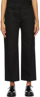 Studio Nicholson Black Lewis Trousers