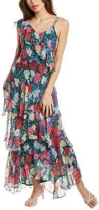 Rococo Sand Ruffle Maxi Dress