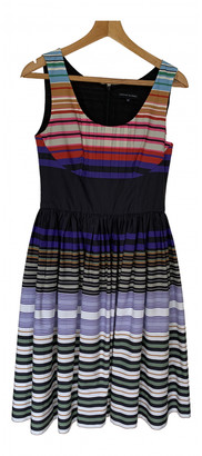 Jonathan Saunders Multicolour Cotton Dresses