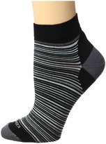 Icebreaker Lifestyle Ultra Light Low Cut Multi-Mini Stripe Women's Low Cut Socks Shoes