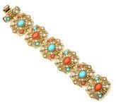 Ben-Amun Women's Wide Line Bracelet