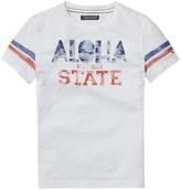 Tommy Hilfiger Th Kids Aloha Tee