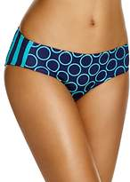 DKNY Close Up Side Panel Hipster Bikini Bottom