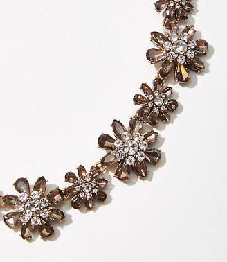 LOFT Blossom Statement Necklace