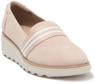 Clarks Sharon Bay Slip-On Sneaker