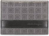 Salvatore Ferragamo logo cardholder - men - Calf Leather - One Size