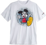 Disney Mickey Mouse runDisney Performance Tee for Adults