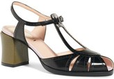 Fendi 'Chameleon' Leather Sandal (Women)