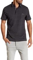 Smash Wear Short Sleeve Plaid Windowpane Shirt