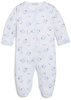Kissy Kissy Infant Boys' Airplane Print Footie - Sizes Newborn-9 Months