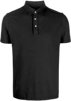 Altea Shortsleeved Buttoned Polo Shirt