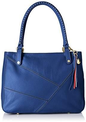 Arcadia Canvas & Beach Tote Bag, (Blue) - 4750