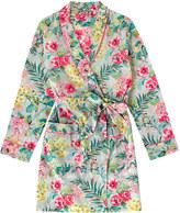 Cath Kidston Tropical Garden Short Dressing Gown