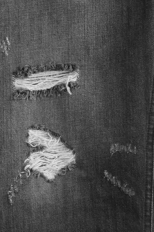 Ami Distressed Skinny Jeans