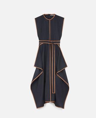 Stella McCartney Eloise Wool Flannel Dress, Women's