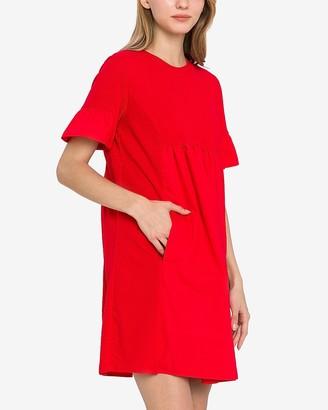 Express English Factory Mini Dress