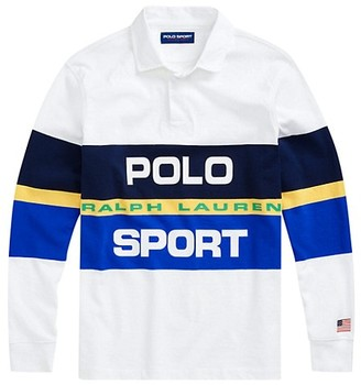 Polo Ralph Lauren Classic-Fit Rugby Shirt