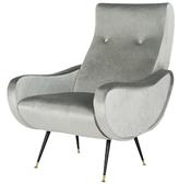Safavieh Elicia Retro Mid-Century Accent Chair