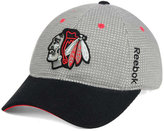 Reebok Chicago Blackhawks TNT Adjustable Slouch Cap