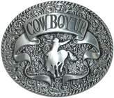 CTM® Cowboy Up Belt Buckle