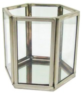 Threshold Small Holder Terrarium Silver