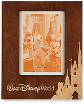 Disney Walt World Wood Photo Frame - Portrait - 5'' x 7''