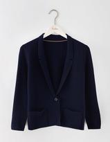 Boden Merino Knitted Blazer