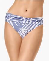 Calvin Klein Ruched-Waist Bikini Bottoms Women's Swimsuit