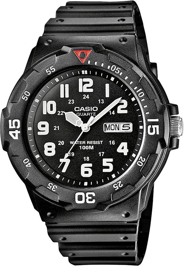 Casio Collection MRW-200H-1BVEF - Men's Watch