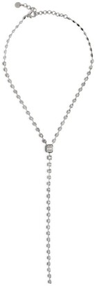 Shay White Gold and Diamond Sticks & Stones Necklace