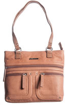 JCPenney STONE AND CO Stone And Co Irene Leather Tote Bag