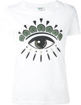 Kenzo Eye T-shirt - women - Cotton - XS