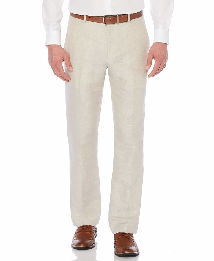 Perry Ellis Men's Big-Tall Suit Pant