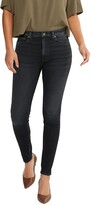 Thumbnail for your product : ÉTICA Giselle Mid-Rise Skinny Jeans