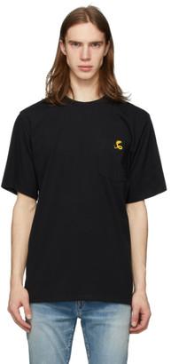 Cobra S.C. Black Logo T-Shirt