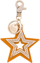 See by Chloe star keychain