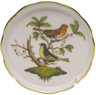 Herend Rothschild Bird Motif 03 Coaster