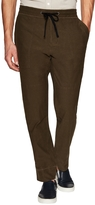 James Perse Men's Stretch Textured Pants