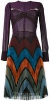 Mary Katrantzou 'Beta' print dress