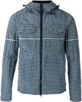 Stone Island hooded jacket - men - Cotton/Polyamide - S