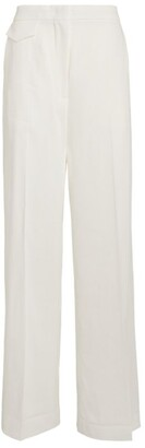 Sportmax Clarion Wide-Leg Trousers